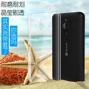 Ốp lưng trong suốt Microsoft Lumia 640XL hiệu Imak Phủ nano