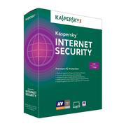 Phần mềm diệt virus Kaspersky Internet Security 1PC/1năm