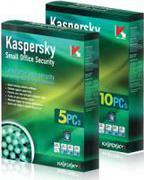 PHẦN MỀM DIỆT VIRUS Kaspersky Small Office Security (1server + 10PC)
