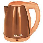 Bình Đun Siêu Tốc Inox Honey'S HO-EK15S187 - Đồng - 1.8L