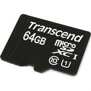Micro SD class 10 TRANSCEND 64GB