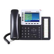 Điện thoại cố định IP Grandstream GXP2160 Đen