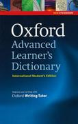 oxford advanced learners dictionary -international Student's Edition-8th