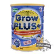 Sữa bột NutiFood Grow Plus+ 900g