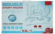 Wii 58 in 1 double sport kits