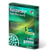 PM diệt virut Kaspersky Small Office Security(1Ser+5PC) Small Office Security