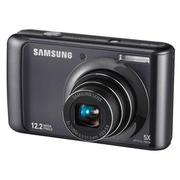 Máy ảnh Samsung PL55 12 Mega Pixel màu đen