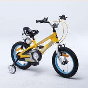 Xe đạp Space 12 Màu Vàng