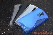 Ốp lưng silicon LG G3 Stylus-D690 ( S-Line, TPU Case )