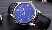 Đồng hồ nam dây da Veadons VD3000L – 2A (Đen)