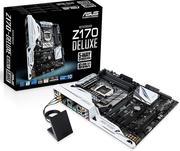 Mainboard ASUS Z170 DELUX  - LGA1151