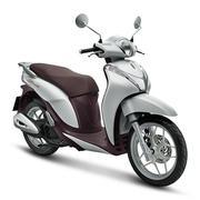 Xe tay ga Honda SH Mode phiên bản thời trang