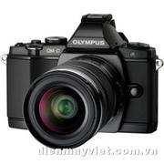 Máy ảnh Olympus OM-D E-M5 Mirrorless Micro Four Thirds Digital Camera with 12-50mm Lens (Silver)
