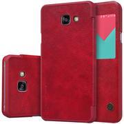Bao da Nillkin QIN Series cho Samsung Galaxy A5 2016 / a510 (đỏ)