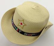 Mũ cói cowboy bé trai 2-5 tuổi