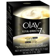 OLAY TOTAL EFFECT NIGHT FIRMING CREAM FOR FACE & NECK (50ML)