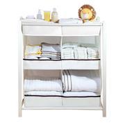 Kệ đựng đồ cho bé Munchkin Nursery essentials organizer MK43449
