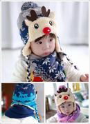 110k/bộ khăn mũ len sừng hưou ấm áp cho bé 2-5 tuổi. Có nhiều mầu cho bé lựa chọn : hồng, tím, xanh ...