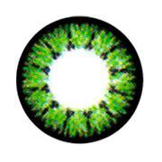 Kính áp tròng Qeye PC (Xanh lá)