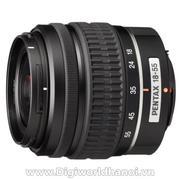 Pentax-DA L 18-55mm F3.5-5.6 AL