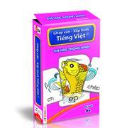 Thẻ Học Thông Minh - Ghép Vần & Xếp Hình Tiếng Việt 3 (Độ Tuổi 6+)