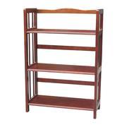 Kệ sách 3 tầng 60 Nguyên Hạnh Furniture NH-S360 63 x 28 x 90 cm (Vàng)