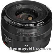 Canon Wide Angle EF 35mm f/2.0 Autofocus Lens USA     Mfr# 2507A002