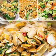 Buffet Trưa Thái Lan Free Trà Sữa Thái - Nhà Hàng Con Voi Vàng