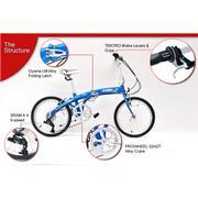 Xe đạp gấp Oyama Dolphin Pro L900