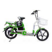 Xe đạp điện i-CITY S Xanh lá