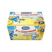 Vỉ 4h cháo sữa Nestle (vani)