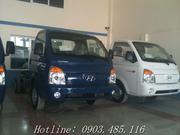 Bán xe tải hyundai 1T, 1.25T giá rẻ nhất miền bắc
