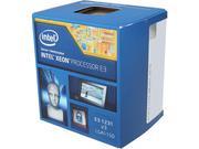 CPU Intel® Xeon E3 1231 V3 (8MB cache, 3.4GHz Max Turbo 3.8GHz)