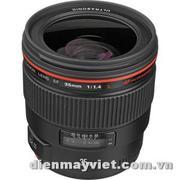 Canon EF 35mm f/1.4L USM Wide-Angle Autofocus Lens USA     Mfr# 2512A002