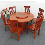 Bộ bàn ăn bằng gỗ sồi Nga