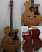 Monica Acoustic Guitar 406