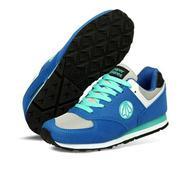 Giày Sneakers thể thao Paperplanes Unisex - Xanh dương phối xanh bạc hà - PP1336 Blue Mint