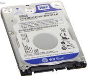 Ổ CỨNG WD SCORPIO BLUE 500 GB/SATA3 8MB CACHE/ 5400RPM