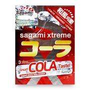 Bao cao su Sagami XTREME COLA (hộp 3 chiếc)