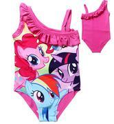 Áo Bơi My Little Pony Size 5-7t