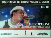 Microphone Shure UG4, Micrphone chuyên dùng cho hát karaoke,microphone biểu diễn,microphone chấ...
