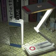 Đèn Led Sạc Kết Hợp Gương Soi Kiểu Dáng Iphone 699