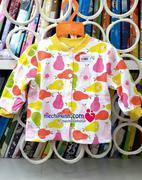 Áo dài tay Carter's cotton thu đông cho bé sơ sinh -3-6-9-12 tháng made in Vietnam