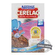 Bột ăn dặm gạo lức trộn sữa Nestle 200g