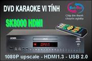 Đầu đĩa Karaoke vi tính Sơn ca SK8000