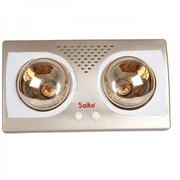 Đèn sưởi nhà tắm 2 bóng Saiko BH-2551H