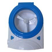Quạt tích điện đa năng tiện dụng 3in1 sạc nguồn trực tiếp (Xanh phối trắng)