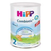 Sữa bột Hipp Combiotic số 2-800g (dành cho bé từ 6-12 tháng)