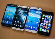 Chuyên cung cấp ĐTDĐ galaxy note 2,galaxy s3,galaxy s4,iphone 4s , iphone 5 , sale off 50%