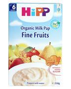Bột ăn dăm dinh dưỡng hoa quả tổng hợp Hipp 6m - 250g